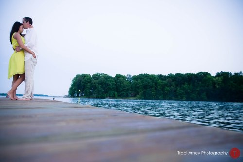 0014-Lake-Norman-Winston-Salem-Enagement-Photographer-©2013-Traci-Arney-Photography